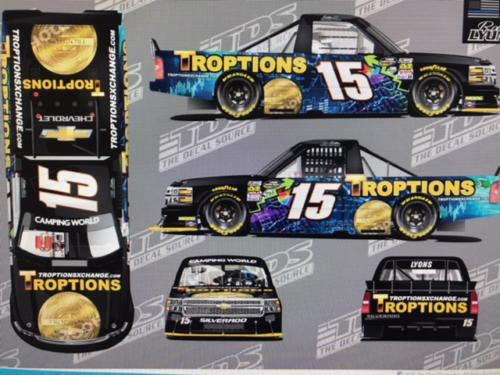 troptions truck