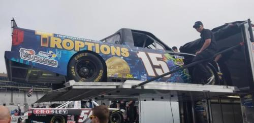 troptions truck atl road