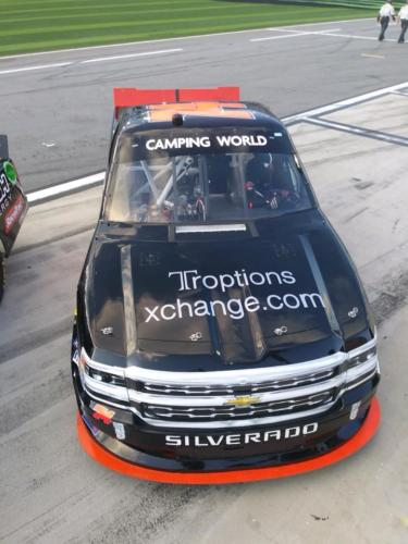 troptions truck harmon